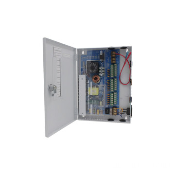 Multi-way cctv power supply with PFC function